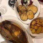 Athena Restaurant Grec Foto