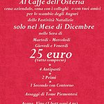 Al Caffe Dell'Osteria Foto