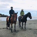 Foto de Punakaiki Horse Treks