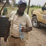 Salum (not sure of spelling) speaks 5 different languages.  He was very friendly, knowledgeable and informative!