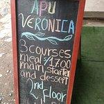 Foto de Apu Veronica Restaurant
