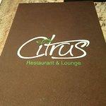 Photo of Citrus Restaurant