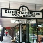 Foto Kaffie-Frederick General Mercantile Store