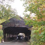 Highway covered bridges