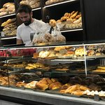 Ghibellina Forno Pasticceria Bakery in Florence since 1890 Foto