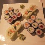 Japanese restaurant Tekka Foto
