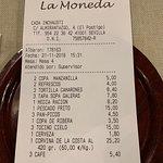 Bilde fra La Moneda