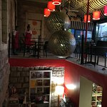 Photo of Books at Cafe