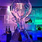 Foto de Below Zero Ice Bar