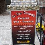 Foto de Crêperie de La Tour Trompette