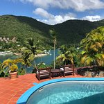 Marigot Palms Luxury Caribbean Guesthouse and Apartments Photo