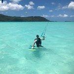 ภาพถ่ายของ Kite Surf School Polynesie