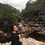 Bild från Poco do Diabo Waterfall