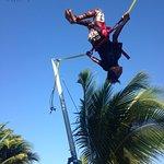 Toucan Jumper Bungee Trampoline Foto