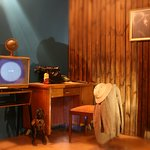 Ludwig Plenty's room. Full of his own old belongings. Come and discover what secrets he hid ther