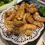 開海紅島海鮮蝦水餃(湛山店)照片