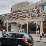 The Scottish Parliament의 사진