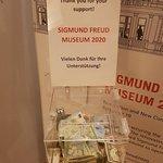 Zdjęcie Sigmund Freud Museum