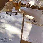 La Table de Saint-Bertrand Photo