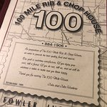 Foto de 100 Mile Rib and Chop House