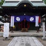 日吉宗社の社殿
