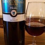 Bon Courage Estate Wine Foto