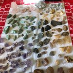 Chimney Rock Gemstone Mine Photo
