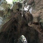 Another view from inside the cave