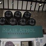 Foto van Blair Athol Distillery