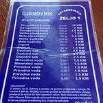 Cevabdzinica Zeljoの写真
