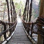 Photo of Okuiya Niju Kazurabashi Bridge