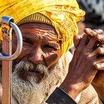 ภาพถ่ายของ Triveni Sangam Allahabad