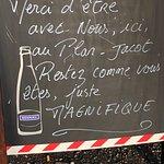 Foto de Auberge du Plan Jacot