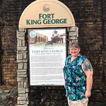 Fort King George Foto