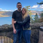 Columbia River Gorge-billede