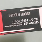 Photo de Taberna El Panduro Banos