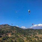 Bilde fra Blue Sky Paragliding