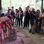 Bild från Tjapukai Aboriginal Cultural Park