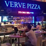 Photo of Verve Pizza Bar at Clarke Quay