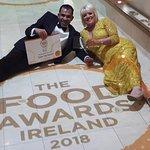 Winner for the third time Best Indian Restaurant in Ireland