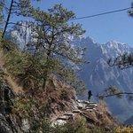 Tiger Leaping Gorge (Hutiao Xia) Foto