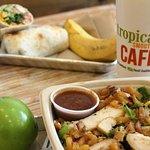 Foto de Tropical Smoothie Cafe
