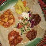Foto Restaurante Addis Abeba