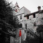 Bild från Den historiska staden Trogir