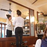 Photo de Café Blanc