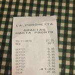Foto de La Porchetta