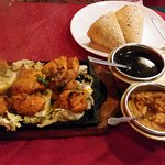 正宗印度餐厅酒吧照片