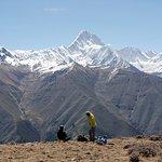 Gongga Mountain Foto