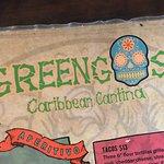 Bild från Greengos Caribbean Cantina
