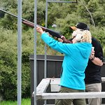 Bild från Break One Clay Target Shooting